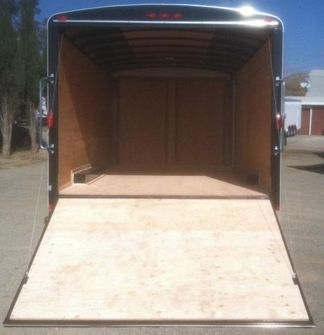 2017 Mirage Trailers 8.5x18 xpo Enclosed Cargo Trailer