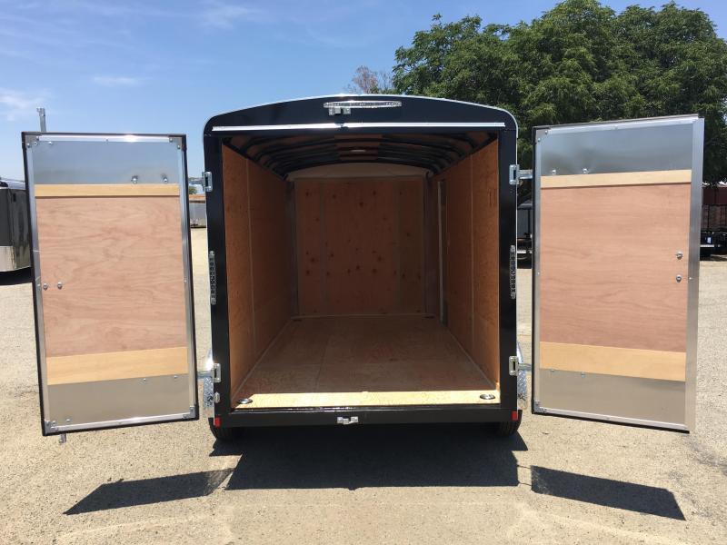 2018 Mirage Trailers XPO 6X12 TA Enclosed Cargo Trailer