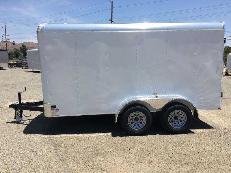 2018 Mirage Trailers XPO 6X12 TA Enclosed Cargo Trailer