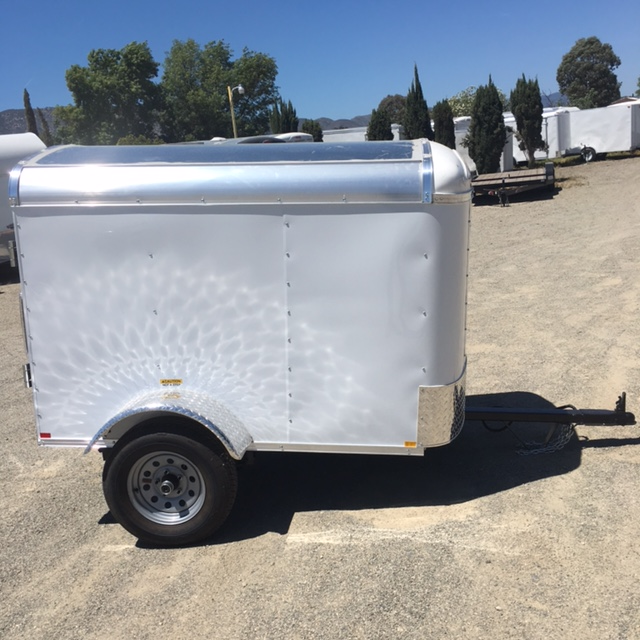 4x6 Enclosed Trailer >> Trailers Trailer Zone Dealer Utility And Cargo Trailers