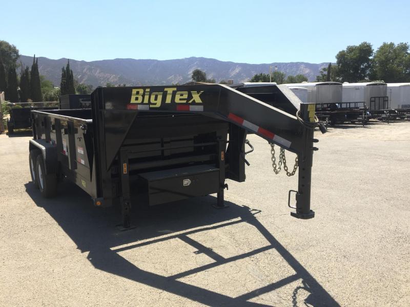2017 Big Tex Trailers 14GX-14 Dump Trailer