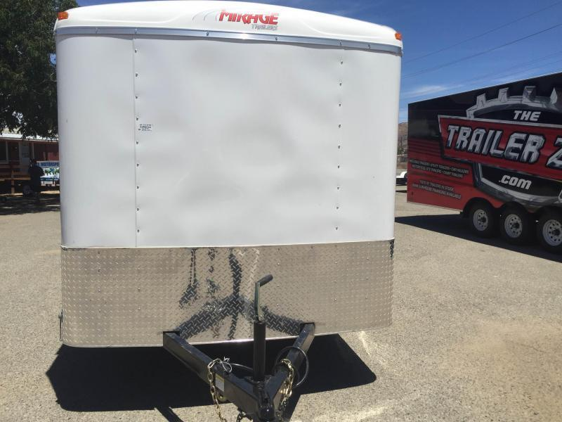 2016 Mirage Trailers 7x16 Enclosed Cargo Trailer