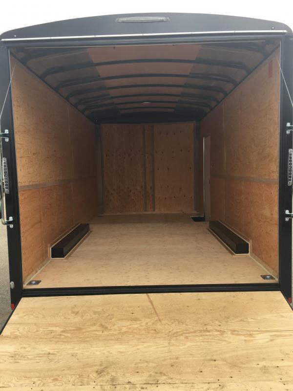 2017 Mirage Trailers 8.5x16 XCEL Enclosed Cargo Trailer