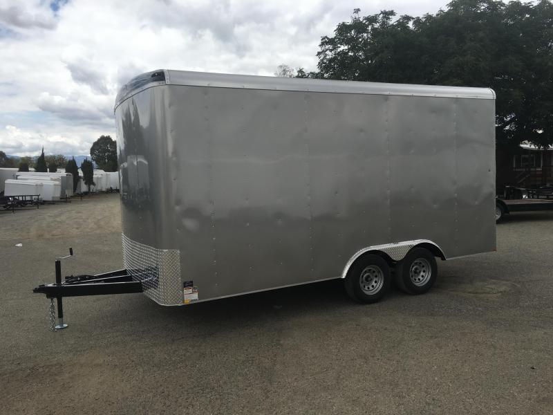 2017 Mirage Trailers 8.5X16 Enclosed Cargo Trailer