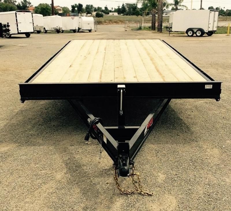 2018 Mirage Trailers DECKOVER 8.5X18TA3 Utility Trailer