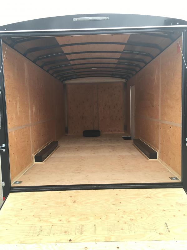 2016 Mirage Trailers 8.5x18 xcel extra height Enclosed Cargo Trailer