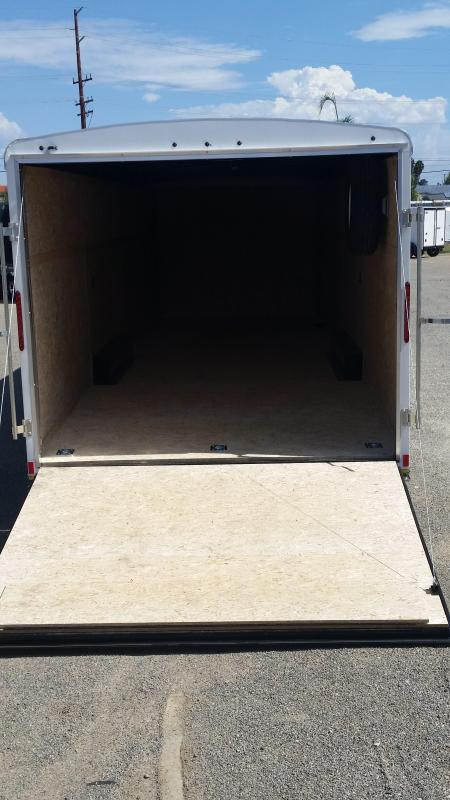 2017 Haulmark 8.5X28 TRANSPORT Enclosed Cargo Trailer