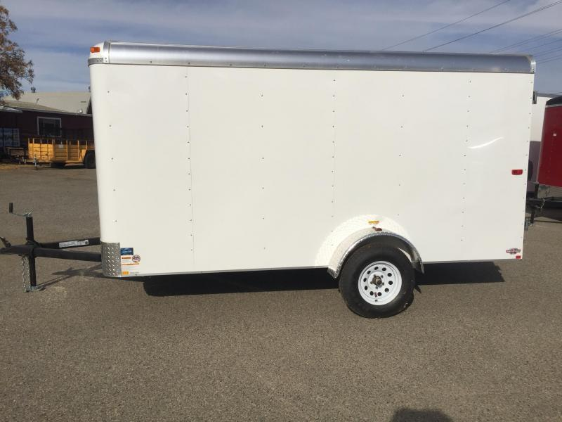 2016 Mirage Trailers 6x12SA Enclosed XPO