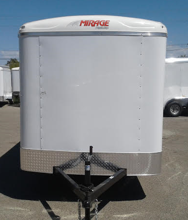 2018 Mirage Trailers XPO 6X10 Enclosed Cargo Trailer