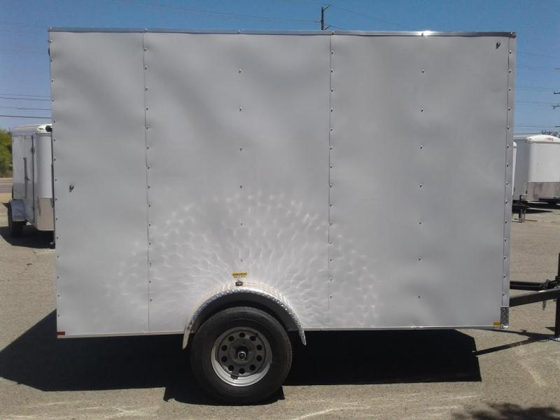 2017 6x10  Cargo Craft Enclosed Trailer