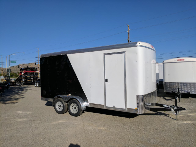 2018 Mirage Trailers 7x16 Xcel Enclosed Cargo