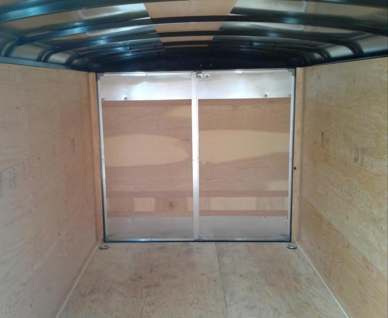 2017 Mirage Trailers 7x16 xpo Enclosed Cargo Trailer