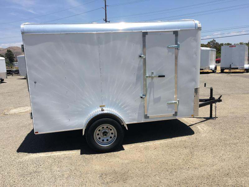 2017 Mirage Trailers 6X10SA XCEL Enclosed Cargo Trailer