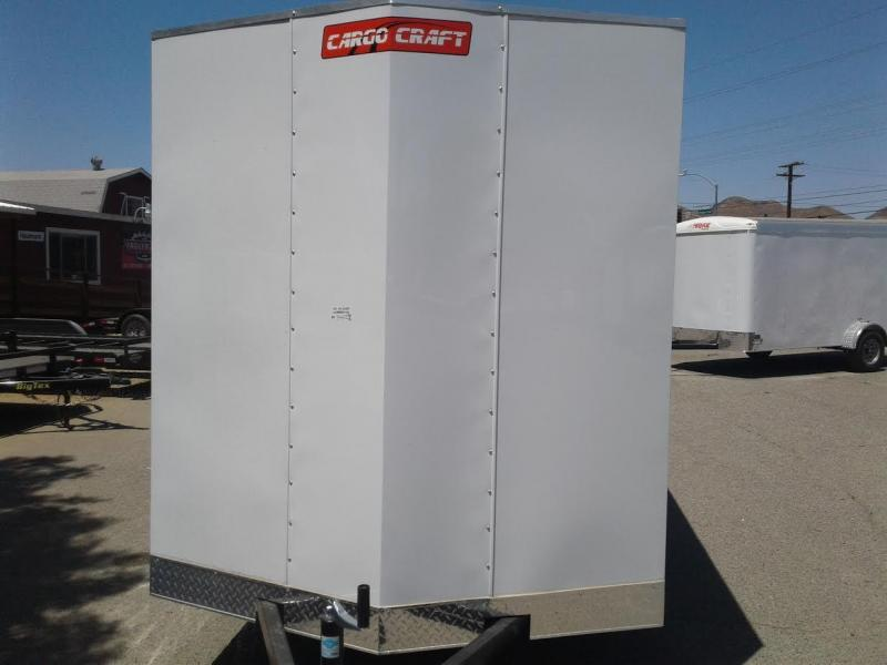 2017 Mirage Cargo Craft 6x12 Enclosed Cargo Trailer