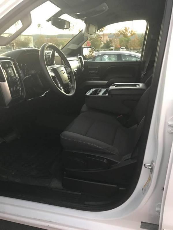 2016 Chevrolet Silverado 2500 4x4 Crew Cab Diesel Truck