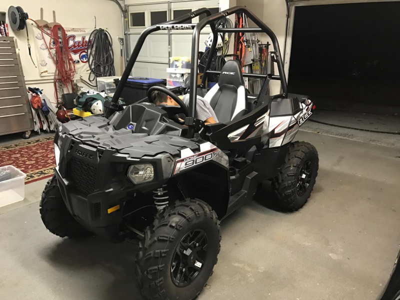 2016 Polaris 900SP EFI ACE EPS Sport Side-by-Side