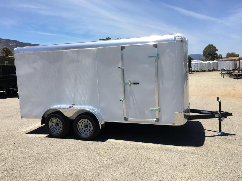 2018 Mirage 7X14 XPO Enclosed Cargo Trailer