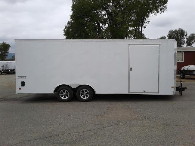 2017 Haulmark 8.5X20 PASSPORT Enclosed Cargo Trailer
