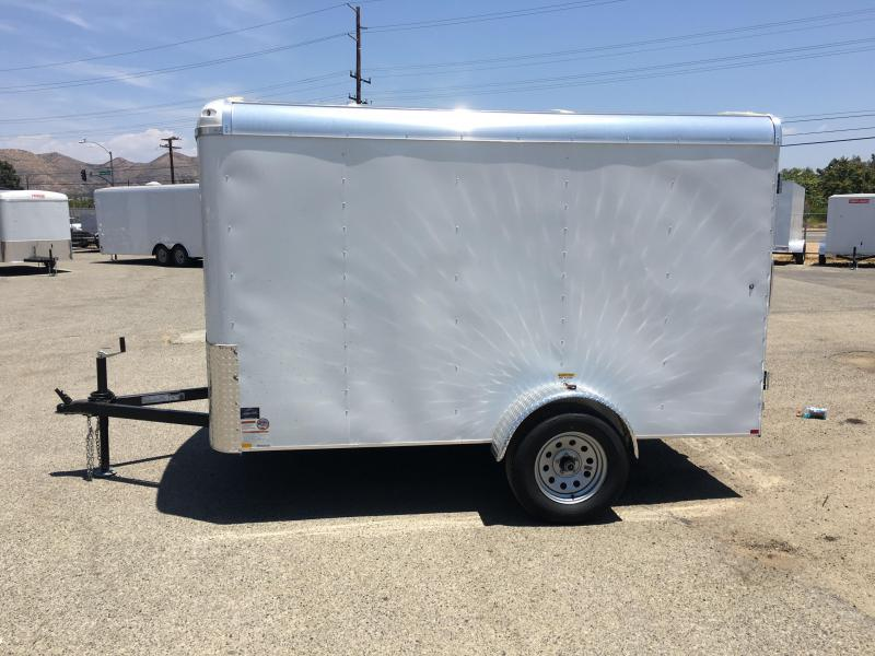 2016 Mirage Trailers 6x10 XCEL Enclosed Cargo Trailer