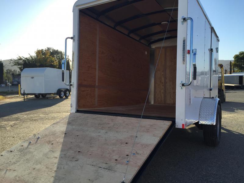 2018 Mirage Trailers XCEL 6X10 SA Enclosed Cargo Trailer