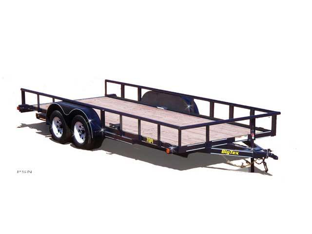 2017 Big Tex Trailers 70PI-16X Utility Trailer