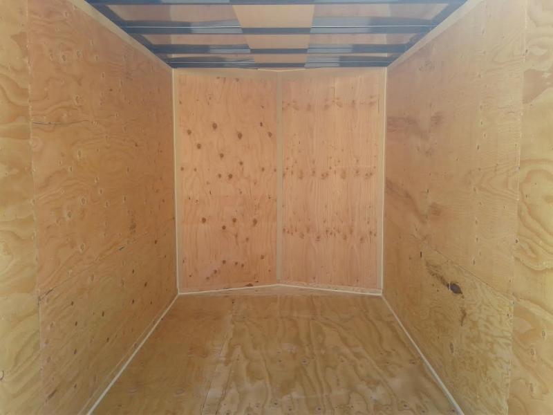 2017 Mirage Cargo Craft 6x10 Enclosed Cargo Trailer