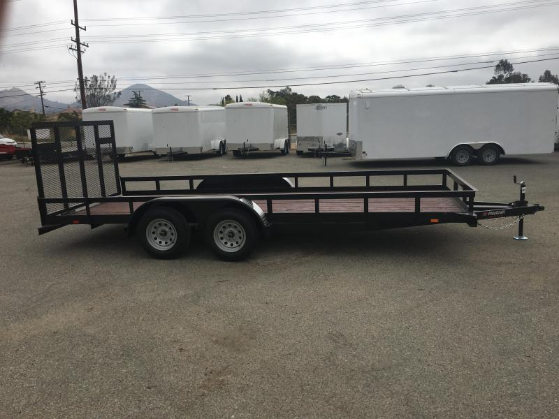 2018_Playcraft_SUTA_82X24_Utility_Trailer_kUEnPU tandem axle utility trailer zone dealer utility and cargo  at gsmx.co