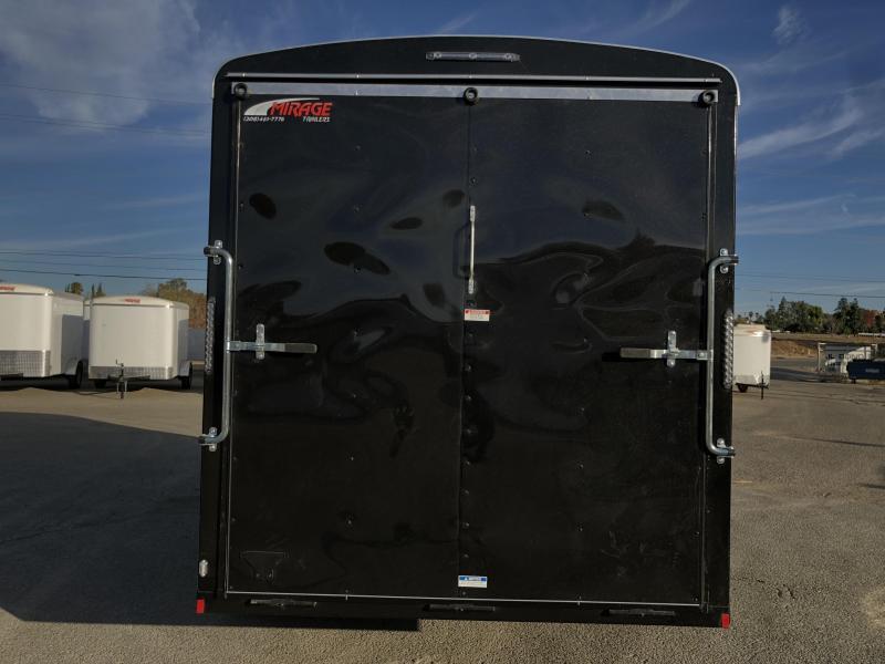 2018 Mirage Trailers XCEL 7 X 14 Enclosed Cargo Trailer