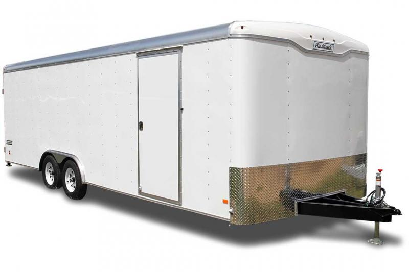 2017 Haulmark TST85X26WT3 Car / Racing Trailer