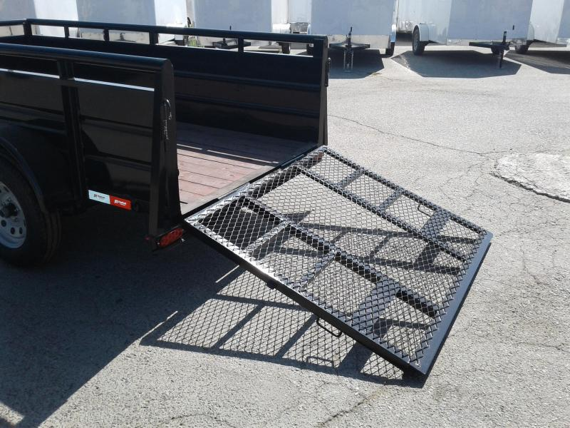 2018 Sun Country LSSA 5X10 Utility Trailer