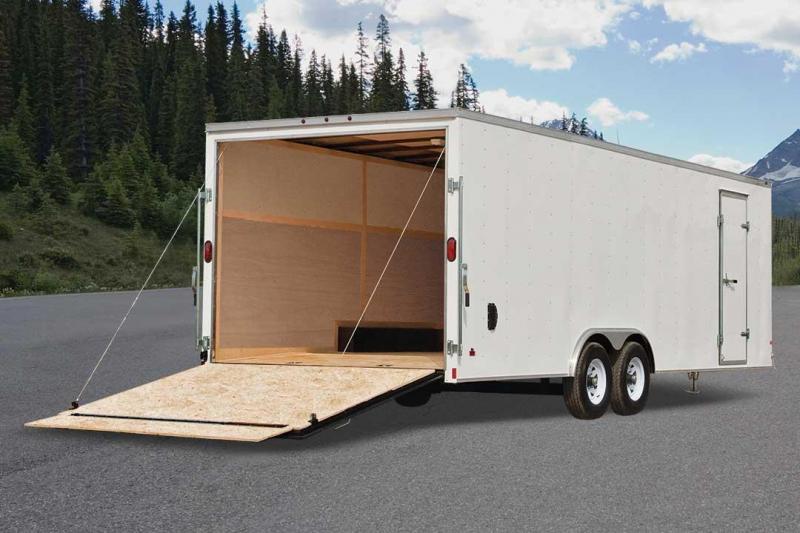 2017 Haulmark 8.5X24 PASSPORT Enclosed Cargo Trailer