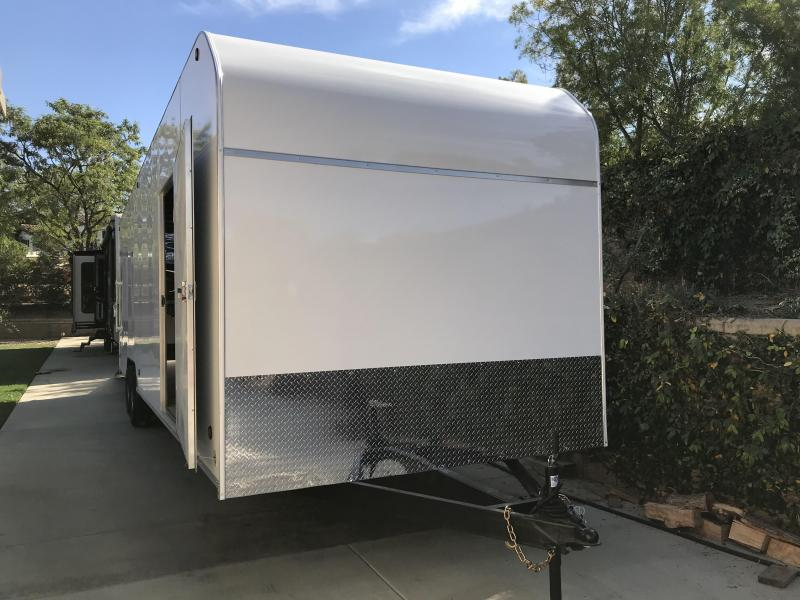 2018 Apache Trailers 8.5X30 Enclosed Cargo Trailer