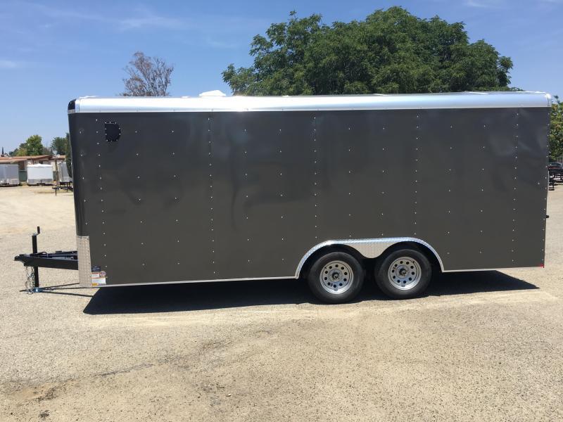 2016 Mirage Trailers 8.5 X 18 XPO Enclosed Cargo Trailer
