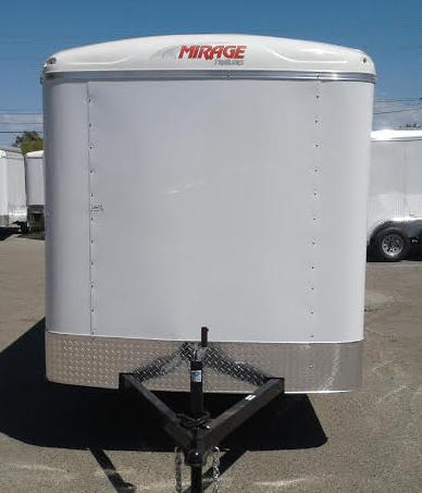 2018 Mirage Trailers 6X12 XPO Enclosed Cargo Trailer