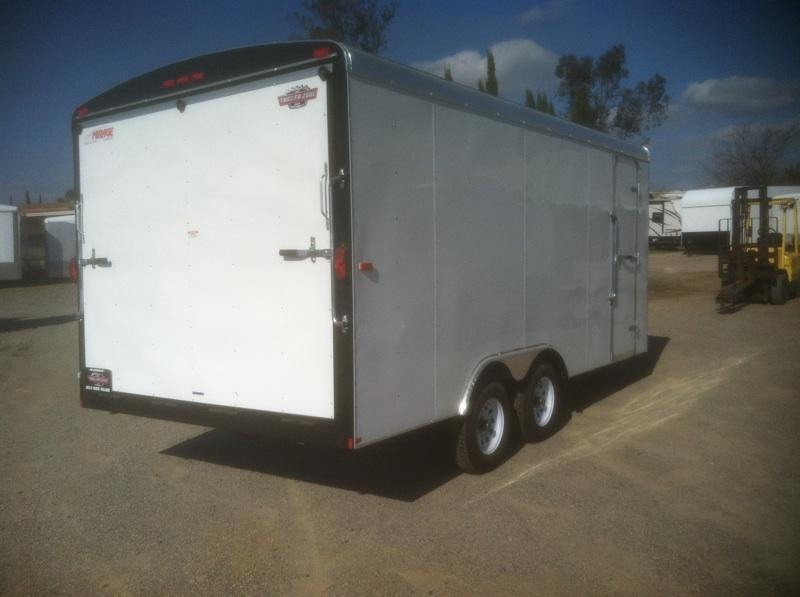 2016 Mirage Trailers 8.5x16 Enclosed Cargo Trailer