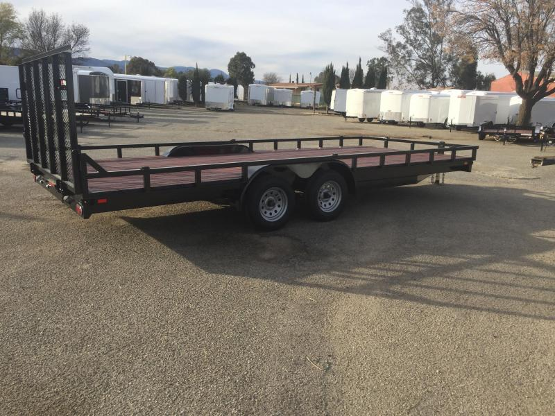 2017 Playcraft RV-20 Utility Trailer