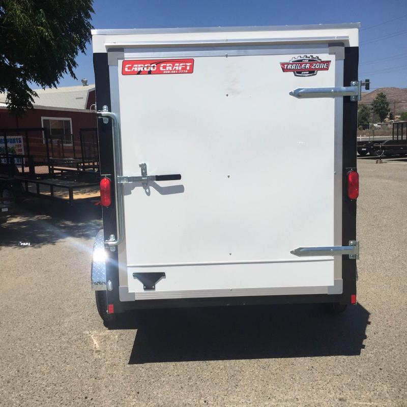2018 Cargo Craft 5X8 SA Enclosed Cargo Trailer
