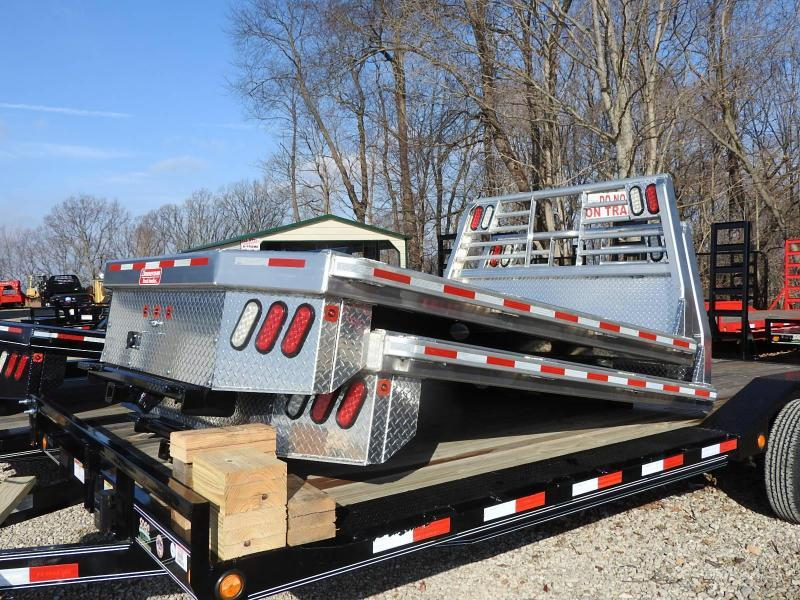 2019 Zimmerman 8 6 84 56 Turn Over Ball Truck Bed Flatbed And