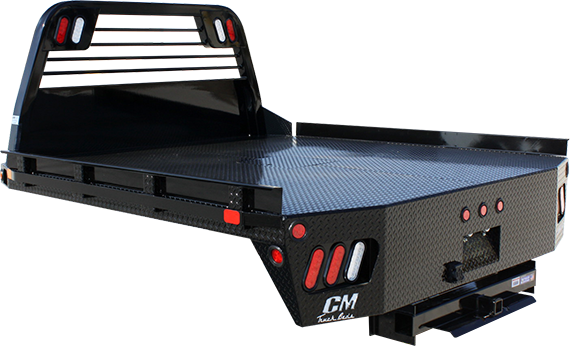 cm rd 9'4/97/60/34 sd truck bed / equipment | flatbed and dump