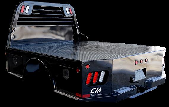 CM SK 8'6/84/56/38 GM 2RTB Truck Bed / Equipment