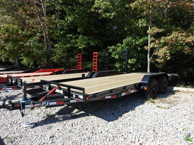 "2018 PJ TH 83"" x 20' Full Tilt 9899 GVW (Upgraded Rims)"