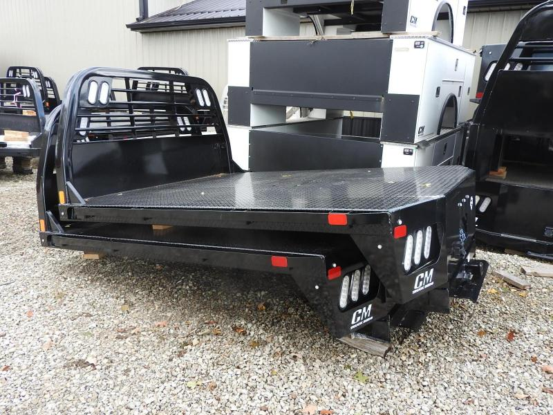 Truck Beds For Sale >> Cm Rd 84 84 38 42 Truck Bed Flatbed And Dump Trailers For Sale In