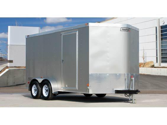 2014 Haulmark TSTV7X12WS2 Enclosed Cargo Trailer