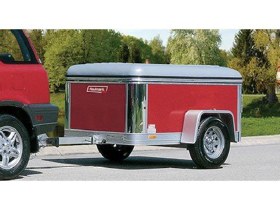 2014 Haulmark Trailers FL4X6DS0 cargo_enclosed