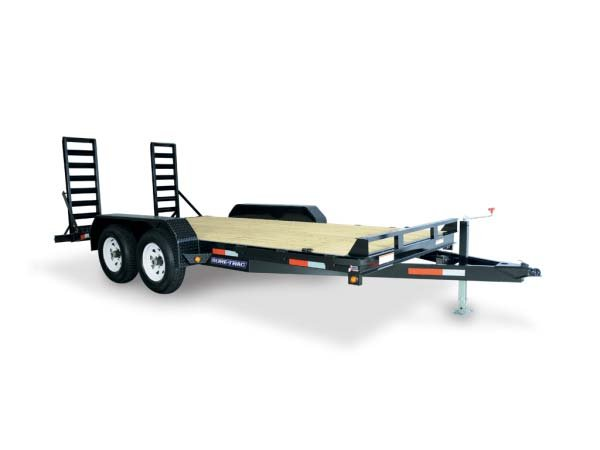 2018 Sure-Trac 7 x 18  Implement Trailer 14K