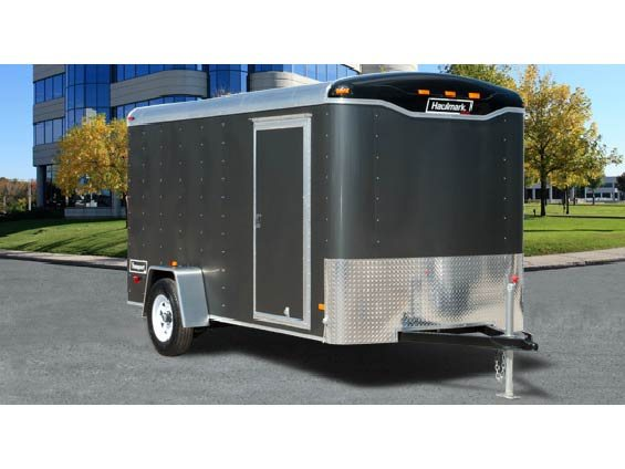 2015 Haulmark Trailers TST6X12DT2 Enclosed Cargo Trailer