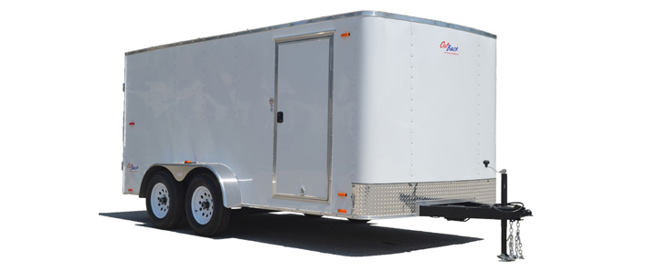 2018 Pace American Outback Cargo Cargo / Enclosed Trailer