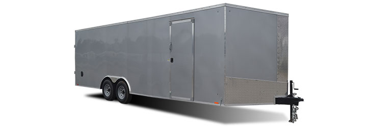2018 Cargo Express Pro Flat Top Auto 10k Car / Racing Trailer