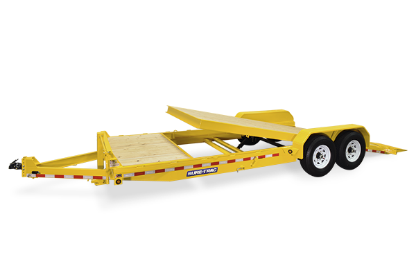 2017 Sure-Trac 7 x 18 Tilt Bed Equipment, 14k