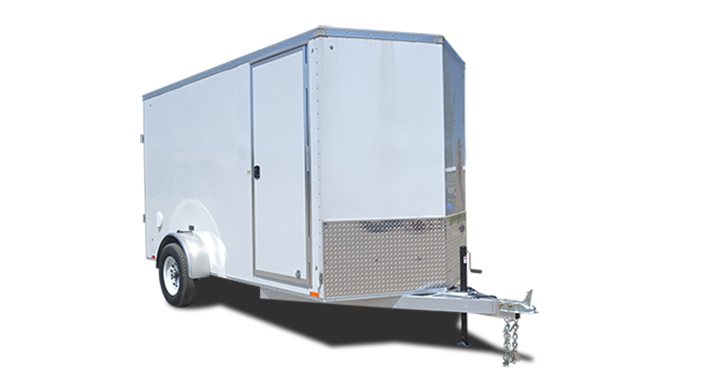 2017 Cargo Express Ax Aluminum 5 Wide Single Cargo Cargo / Enclosed Trailer